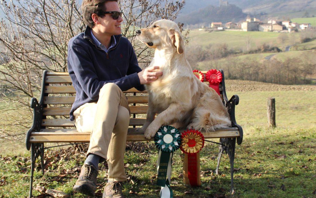 Belle… new ITALIAN CHAMPION