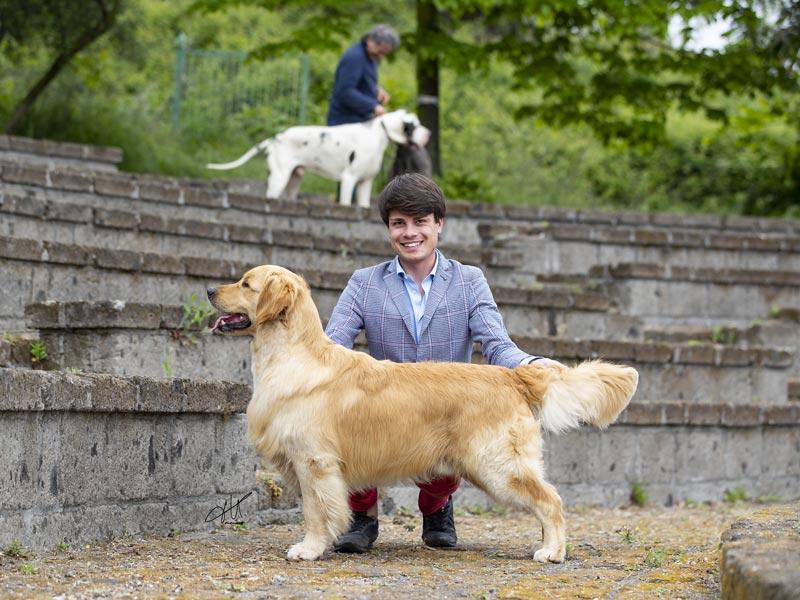 International Dog Show Ercolano