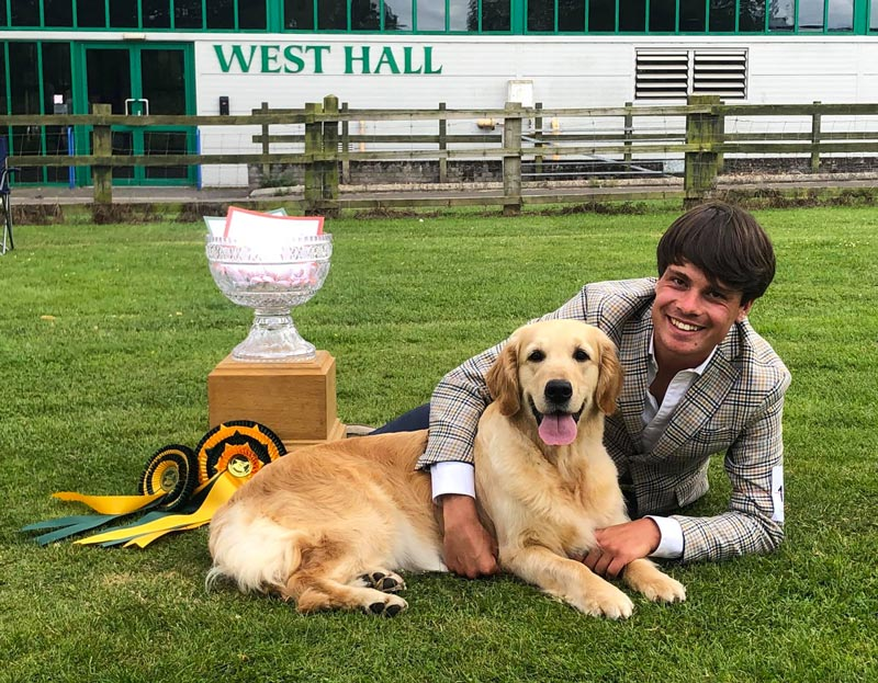 The Golden Retrievers Club Championship Show '19